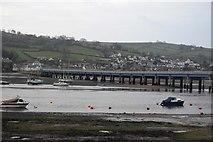 SX9372 : Teignmouth and Shaldon Bridge by N Chadwick