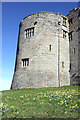SJ2638 : The Northwest Tower of Chirk Castle by Jeff Buck