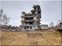 SD8010 : Demolition of Former Police Headquarters by David Dixon