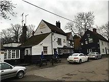 TQ7083 : The Bull, Corringham by Chris Whippet