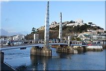 SX9163 : Millennium Bridge by N Chadwick