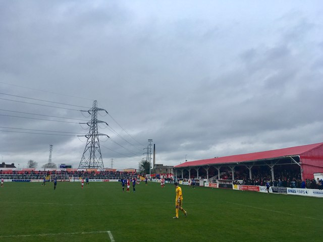 Stonebridge Road Football Stadium, Northfleet