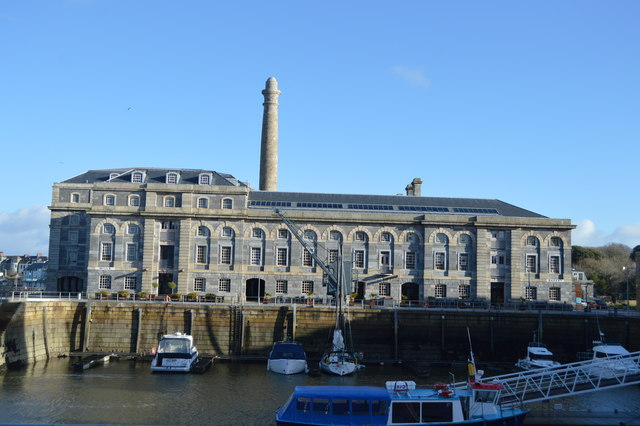 Royal William Victualling Yard - Mills & Bakery