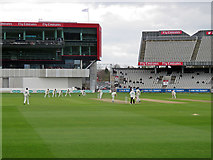 SJ8195 : Old Trafford: career-best figures on an astonishing morning by John Sutton