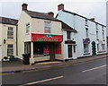 SO6303 : Former butchers in Lydney by Jaggery