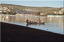 SX9372 : Shaldon Ferry by N Chadwick