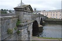 SX8060 : Totnes Bridge by N Chadwick