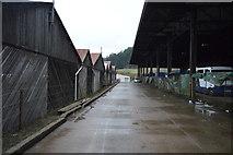 SX8059 : Works, Baltic Wharf by N Chadwick