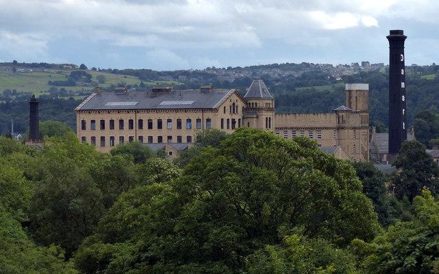 Bowling Green Mill at Bingley