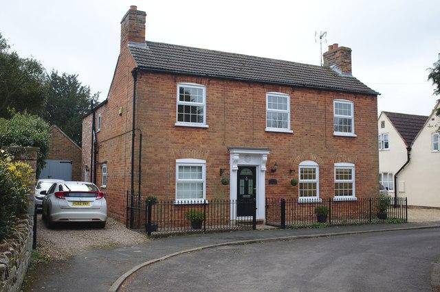 House in Burton Street