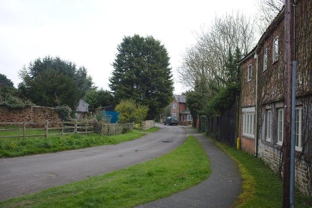The end of Chapel Street, looking toward Low Street