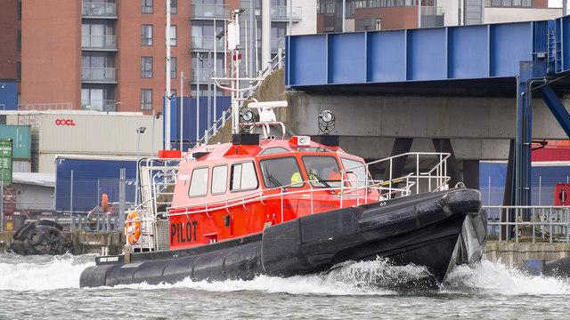 'Captain Michael Evans' at Belfast