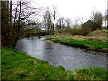 H5371 : Camowen River by Kenneth  Allen