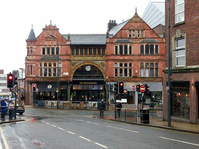 The Grand Arcade, Briggate