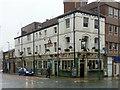 SE3033 : The Templar Hotel, Vicar Lane by Alan Murray-Rust