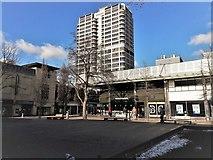 SU1484 : The David Murray John tower by Chris Brown