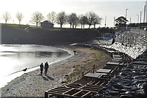 SX9063 : Corbyn's Beach by N Chadwick