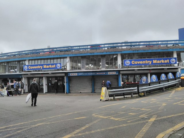 Coventry Retail Market