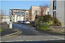 SX4654 : Off Millbay Rd by N Chadwick