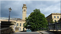 SE1338 : New Mill at Saltaire by Mat Fascione