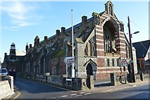 SX9372 : Church of St Peter by N Chadwick