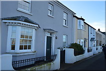 SX9372 : Cottages, The Embankment by N Chadwick