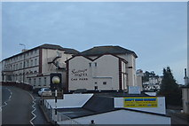 SX9164 : Seascape Hotel by N Chadwick