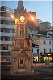 SX9163 : Torquay Clock Tower by N Chadwick