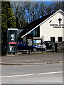 SS5889 : BT phonebox and Royal Mail drop box, Manselfield Road, Murton by Jaggery