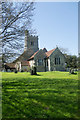 TQ7183 : Church of St Michael,  Fobbing by Jim Osley