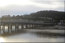 SX9372 : Teignmouth and Shaldon Bridge by N Chadwick