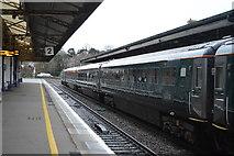 SX8671 : Platform 2, Newton Abbot Station by N Chadwick