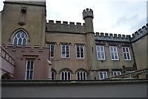TQ2262 : Ewell Castle School by N Chadwick