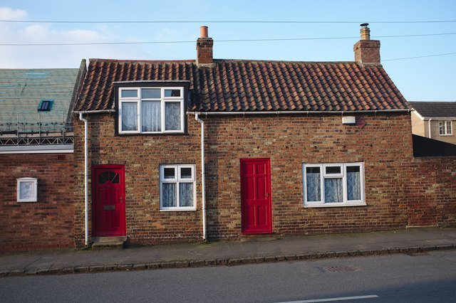 Pair of cottages