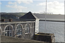 SX4853 : Royal Plymouth Corinthian Yacht Club by N Chadwick