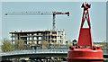 J3474 : The Sandford site, Belfast - April 2018(1) by Albert Bridge