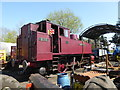 SU1189 : Steam locomotive 'Spartan', Swindon & Cricklade Railway by Vieve Forward