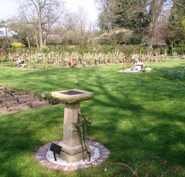 The gardens of remembrance