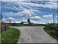 S4577 : Road Junction by kevin higgins