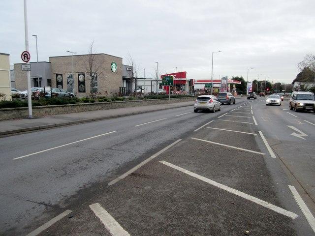 Alphington Road (A377), EX2 8NA