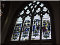 TA0928 : Hull Minster - Freedom window by Stephen Craven