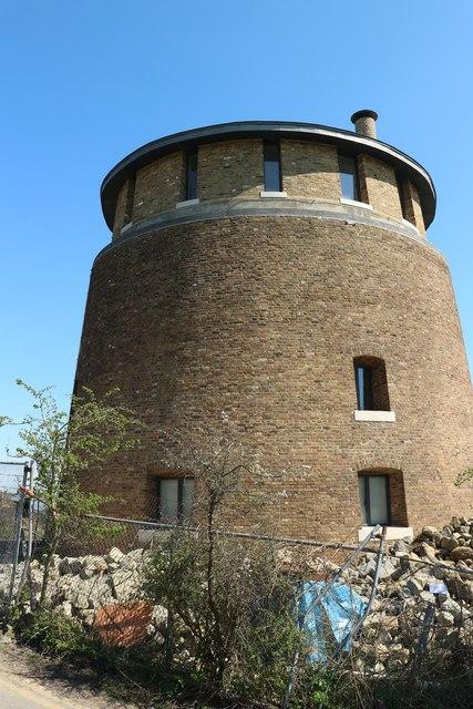 Martello Tower number 1, Folkestone