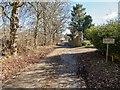 NH6166 : Newton Road Evanton by valenta