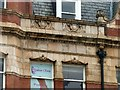 SE3033 : 76-88 Vicar Lane (County Buildings) – detail by Alan Murray-Rust
