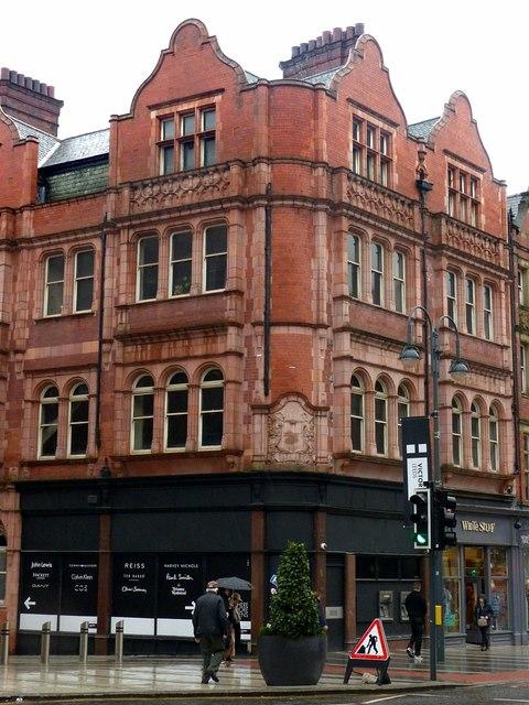 Wray's Building, Vicar Lane