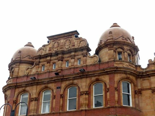 County Arcade complex, Leeds
