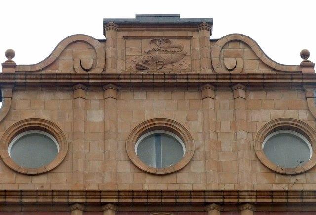 County Arcade complex, Leeds, 59 Vicar Lane