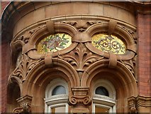 SE3033 : County Arcade complex, Leeds, King Edward Street by Alan Murray-Rust