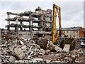 SD8010 : Police HQ Demolition by David Dixon