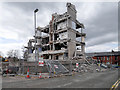 SD8010 : Demolition Site, Former Police HQ by David Dixon
